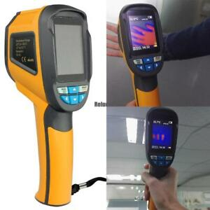 Outdoor Handheld Led Light Digital Infrared Thermometer Thermal Imaging Rcai