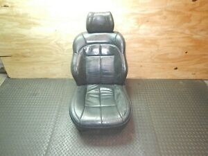 Jeep Grand Cherokee Wj 99 04 Leather Passenger Front Seat Free Shipping