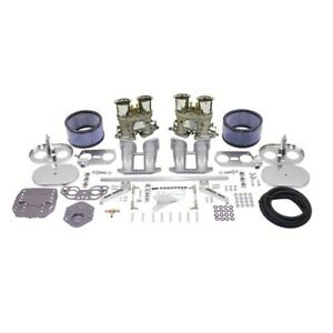 Dual 44 Hpmx Carburetor Kit For Type 2 Type 4 Dunebuggy Vw