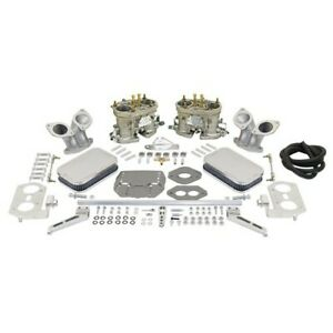 Dual 44 Hpmx Carburetor Kit For Type 3 By Empi Dunebuggy Vw