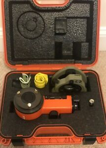 Leica Wild Heerbrugg Znl Zenith Nadir Optical Plummet Theodolite Surveying
