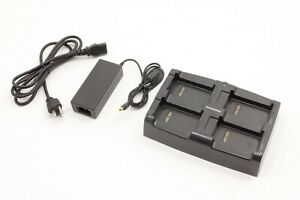 Datalogic 94a151137 Multi battery Charger For Falcon X3 W Pwr Supply
