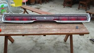 1966 Ford Thunderbird Sequencial Lights Assembly