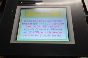 Automation Direct Hmi Touch Screen Ea9 t6cl With Ethernet