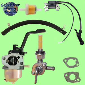 Steele Products Carburetor Right Petcock Coil Sp wg300 3000 Pressure Washer