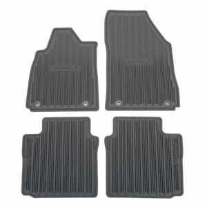 2014 2018 Chevrolet Impala Front Rear All Weather Floor Mats 23238785 Titanium