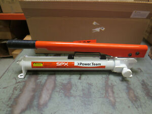 Spx Power Team P55 Single Acting Manual Pump 1 Speed