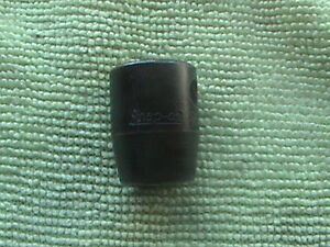 Snap On Tools 3 8 Impact Shallow Socket 6 Point 3 8 Drive Imf120