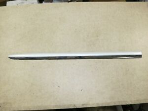 2007 2010 Toyota Sienna Front Right Door Molding Trim Impact Strip W Chrome Oem
