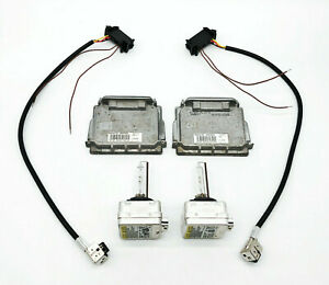 2x Oem Jeep Grand Cherokee Commander Xenon Ballast D1s Bulb Kit Control Unit