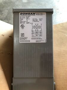 New Dongan Transformer 85 lm035 Single phase Transformer 1 Kva 240 X 480v