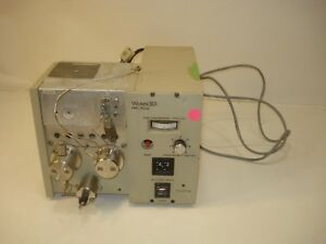 Millipore Waters 501 Solvent Delivery System Hplc Pump damaged Plastic