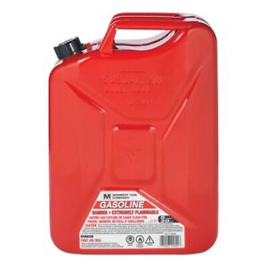 Midwest Can 5800 Jerry Gas Can 5 Gallon Red