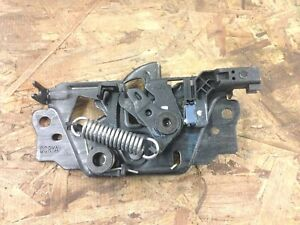 2013 2016 Ford Escape Focus Hood Latch W Sensor Gj5z 19g366 a