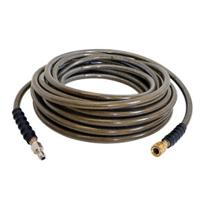 4500 Psi Monster Cold Water Pressure Washer Hose 150 3 8 Quick Connect 41032