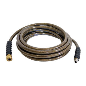 4500 Psi Monster Cold Water Pressure Washer Hose 25 3 8 Quick Connect 41113