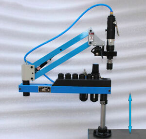 M3 m16 Universal Flexible Arm Pneumatic Tapping Machine Multi direction Tapping