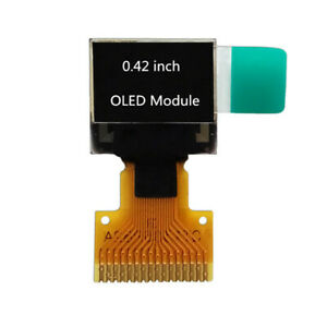 Wholesale Ssd1306 Oled Lcd Module Highlight 0 42 Iic Spi 16pin Display Screen