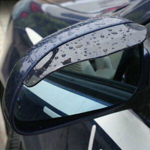 2pcs Car Accessories Auto Rearview Mirror The Rain Stop Driving On Rainy