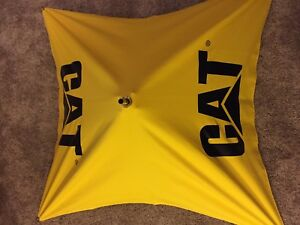Caterpillar Tractor Umbrella Sun Shade Replacement Canvas Snowco Tu 56