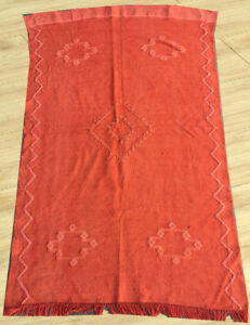 Low Price Antique Hand Knotted Moroccan Cactus Silk Kilim Rug 3 X 4 Ft