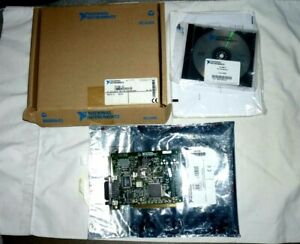 Ni Pci gpib Controller 777158 01 National Instruments Nos Interface Card