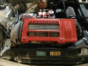 2005 Mini Cooper S 1 6l Engine With Supercharger Harness And Accessories