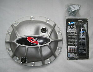 G2 Axle Gear 40 2049al Hammer Series Dana 35 Rear Aluminum Differential Cover