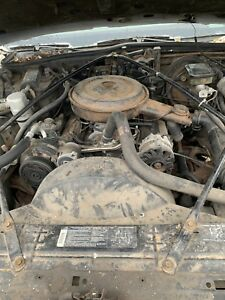 1987 1993 Caprice Small Block 305 5 0l Hot Rod Drop Out Engine Tranny 100k Miles