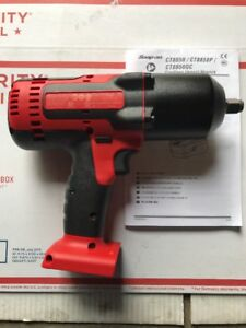 Snap On Cordless Impact Wrench Ct8850 1 2 Drive Please Read Description