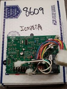 Carrier Bryant Payne Icm Icm282a Furnace Control Circuit Board Mfg In Late 2017