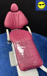 Adec 511 Dental Patient Chair Plush Style Ultraleather Upholstery
