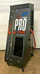 T Tech Pro Plus Transmission Service Flush Fluid Exchange Machine 15