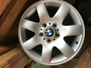 Bmw Wheels 16 Set Of 4 For E46 3 Series Prior To 2007