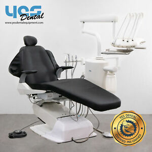 Belmont Bel 20 X calibur Dental Chair With Adec Euro Delivery Unit yes