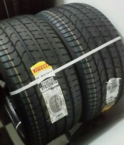 Brand New Pair Of 2x 275 35 18 Pirelli P Zero Run Flat Tires Free Shipping