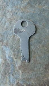 Antique Steamer Trunk Key Cut For Corbin T133 T 133 Flat Key T 133