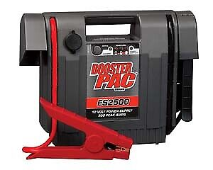 Booster Pac Es2500k 12 Volt Portable Battery Booster Pack Brand New W Warranty