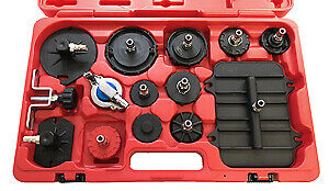 Cta 7300m Brake Bleeder Adapter Master Kit