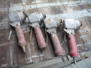 Blue Point 6 Da Dual Action Air Sander Lot