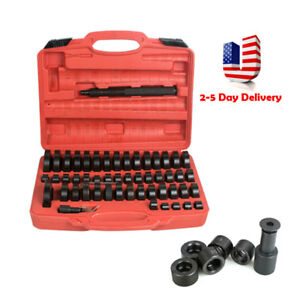 Us 52pc Bearing Seal Driver Tool Kit Custom Bushing Bearing Hydraulic Press