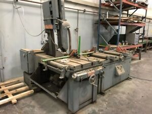 Marvel Vertical Band Saw Model 81a