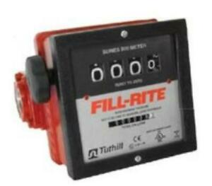 Fill rite 901 Fuel Transfer Pump Meter 1