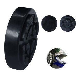 120mm Car Jack Pad Lifting Lift Rubber Disc Adapter Auto Lift Rubbers Pads Tool