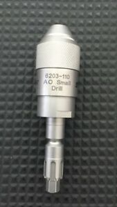 Stryker 6203 110 System 6 Small Ao Synthes Attachment