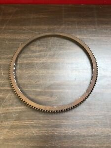 1939 50 Studebaker Truck Champion 124 Tooth Fly Wheel Ring Gear Nors 219