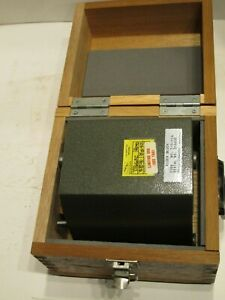 Mitutoyo Precision Riser Block 6 Model 515 116 Height Master With Case Japan