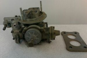 Holley Weber 5200 Carburetor Ford 1973