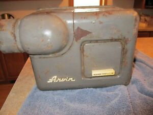 Vintage Car Truck Arvin Heater 1940 S Chevy Ford Dodge