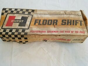 Nos Hurst Mystery Shifter 6956 3 Speed Ford Falcon Mercury Comet 6cyl